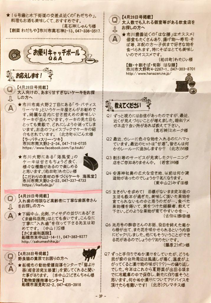 日経新聞地域版